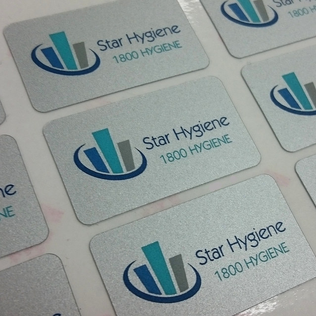 Polycarbonate Labels - Featured Work